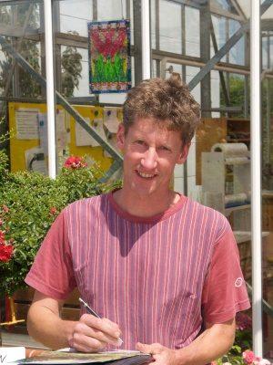 <strong>Dirk Röhler</strong><br> Meister seit 1993<br><br>  Aufgabengebiet:<br>Bereichsleitung, Gartengestaltung, Einkauf, Vermarktung